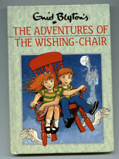 The Adventures of the Wishing Chair by Enid Blyton hardcover from UK 1989 editio