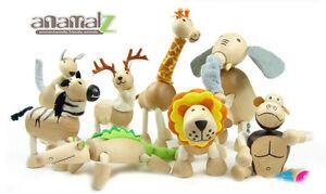 Natural Anamalz Toy Farm Animals 8PCS New Boys & Girls Toys