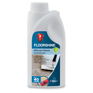 LTP Floorshine Aftercare Cleaner for Tiled Wood and Laminate Surfaces 1L