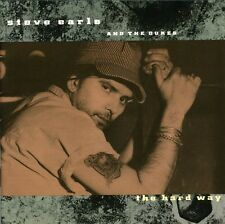 Steve Earle, Steve Earle & Dukes - Hard Way [New CD]