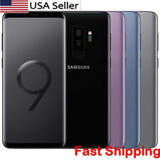 NEW Samsung Galaxy S9+ PLUS 64GB (G965U, Full Unlocked) GSM+CDMA All Colors