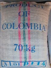 Sale! 5 Pounds Colombia Popayan Green Un-roasted Coffee Beans 2017 Crop organic