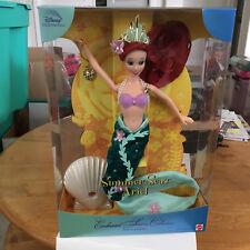 "Disney Ariel Summer Seas 12"" Collector Doll The Little Mermaid 2000"