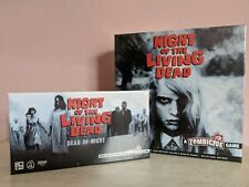 Night of the Living Dead Zombicide + Dead of Night Box Kickstarter CMON IN HAND