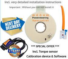 Fiat 500 torque position sensor C1002 C5002 C0051 C0074  powersteering sensor
