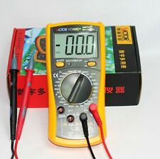 1 PCS VC890C+ Digital Multimeter With Backlight Probe Temperature Protection