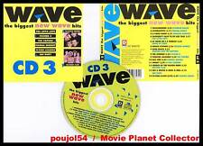 """WAVE """"Biggest New Wave Hits CD3"""" (CD) 1996"""