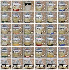 STARBUCKS CITY MUG GERMANY alle DEUTSCHLAND Tassen Städtetasse Sammel Tasse Cup