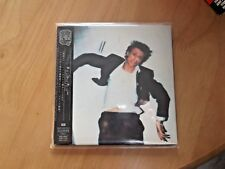 DAVID BOWIE - LODGER ; rare 2007 Japanese Paper Sleeve CD ; New & Sealed