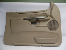 New OEM 2001-2002 Ford Explorer Sport Left Prairie Tan Door Panel Cover Trim