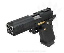ARMORER WORKS HX2102 Double Barrel AW-HX2102 Airsoft Softair Target 1911
