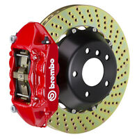 Brembo GT BBK for 2020 992 C2S / C4S Excl. PSCB | Rear 4pot Red 2P1.9063A2