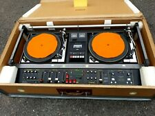 More details for citronic isis twin deck gemini twin cd,citronic mixer, shure mike tested working