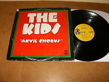 THE KIDS : ANVIL CHORUS - USA LP 1975 - ATCO SD 36 114