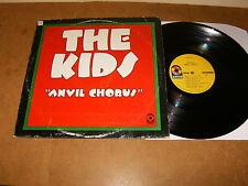 THE KIDS : ANVIL CHORUS - USA LP 1975 - ATCO SD 36 114