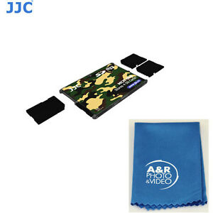 MCH-SD4YG Memory card Holders fits 4 SD Cards Credit card size keychain T7 SL2
