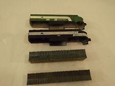 (2) Ahm diesel engine shells + car loads