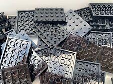 LEGO 3032 plaque de base 4x6 Board x16 Noir