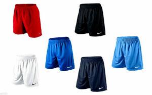 Nike Park Dri Fit Mens Football Shorts Black White Navy Royal Red Sky S M L XL +