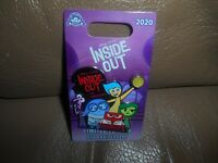 INSIDE OUT PIN - 5TH ANNIVERSARY - LIMITED EDITION AUTHENTIC DISNEY STORE NEW!