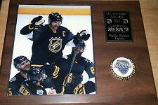 John Scott 2016 NHL All Star Game MVP Hockey Plaque