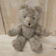 More details for vintage wendy boston bear brown teddy bear