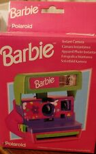 NEW Barbie Polaroid Instant Camera 1999 Mattel NIB