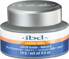 ibd LED/UV Builder Gel Natural II - 14g / .5 oz - 72175