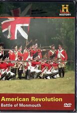 American Revolution - Battle of Monmouth (DVD, 2009)  History Channel