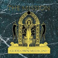 THE MISSION - GOD'S OWN MEDICINE (VINYL)   VINYL LP NEU