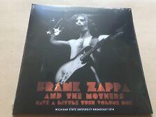 HAVE A LITTLE TUSH VOL.1  by FRANK ZAPPA  Vinyl Double Album  PARA252LP
