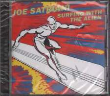 cd  JOE  SATRIANI   Surfing With the Alien   NUOVO  SIAE  SIGILLATO