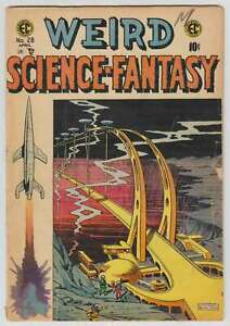 M0559 : Weird Science-Fantasy, #28, Volume 1, VG État