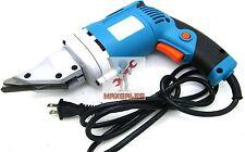 New ELECTRIC HEAD SHEAR 18 - 20 Gauge Metal Steel Heavy Duty Head Shear Cutter