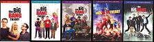The Big Bang Theory: Complete Seasons 1-5 - Like New - VG+