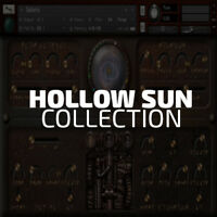 Hollowsun Collection 20 Vintage Kontakt Libraries 5GB