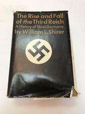 The Rise And Fall Of The Third Reich William L. Shirer Book Of The Month Club