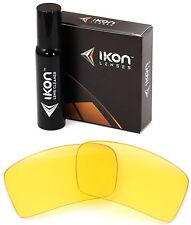 Polarized IKON Replacement Lenses For Von Zipper Snark - HD Yellow