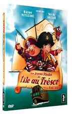 DVD Les Joyeux Pirates de l'île au Trésor Mori Ikeda Miyazaki Wild Side TOEI TBE