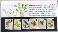 GB Presentation Pack 284 1998 Endangered Species