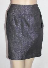 pilgrim Brand Women's Black Starry Night Skirt Size 8 BNWT #sD70