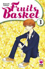 Planet Manga - Fruits Basket 3 - Nuovo !!!