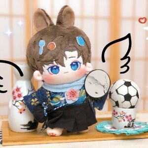 Hand Made 20CM Doll Clothes Clothing The Kimono Suit Sakura Outfits Cosplay Set