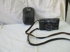 canon AF35m Camera with carrying case