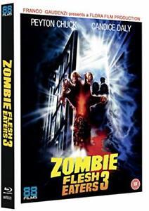 Zombie Flesh Eaters 3 [Blu-ray] [DVD][Region 2]