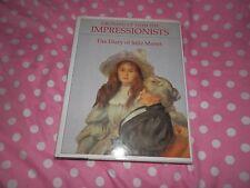 Julie Manet GROWING UP WITH IMPRESSIONISTS Diary hardback Sothebys 1987 Monet