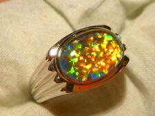 Opal Sterling Silver Jewellery for Men