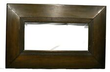 Antique Original Arts & Crafts Mission Oak Picture Frame