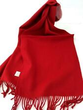 NEW 100% Cashmere by Royal Rossi. Stunning RED. Sexy RED, Hot RED. Be Noticed!!