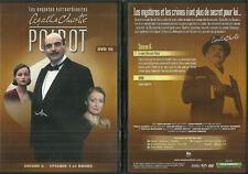 DVD - HERCULE POIROT : Les enquêtes d' AGATHA CHRISTIE / COMME NEUF - LIKE NEW
